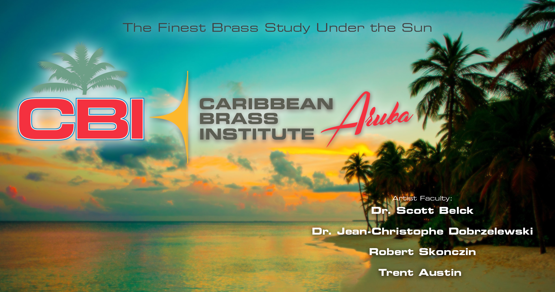CARIBBEAN BRASS INSTITUTE